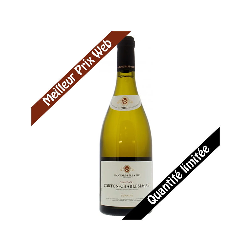 Corton Charlemagne 2016 Grand Cru Blanc