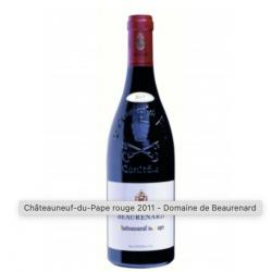 AOC Châteauneuf-du-Pape rouge 2005