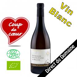 Blanc Hautes Cotes de Beaune Domaine Lucien Rocault Bourgogne