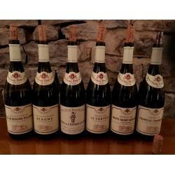 Hautes-Côtes de Beaune Rouge 2018 Domaine Lucien Rocault